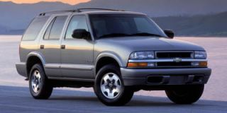 2004 Chevrolet Blazer Photo