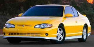 2004 Chevrolet Monte Carlo Photo