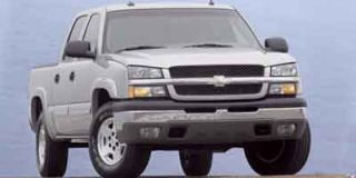 2004 Chevrolet Silverado 1500 Crew Cab Photo