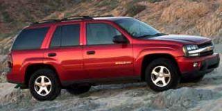 2004 Chevrolet TrailBlazer Photo