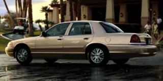 2004 Ford Crown Victoria Standard