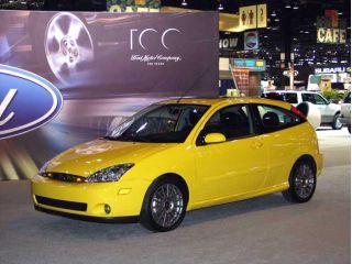 2004 Ford SVT Focus
