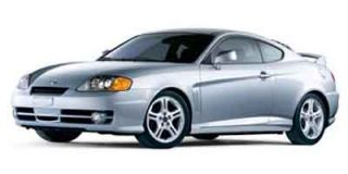2004 Hyundai Tiburon Photo