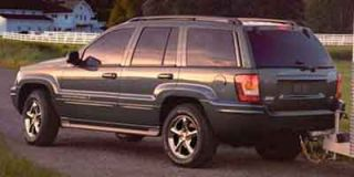 2004 Jeep Grand Cherokee Photo