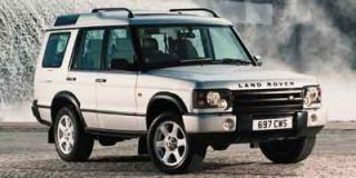 2004 Land Rover Discovery Photo