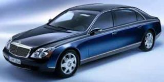 2004 Maybach 62 Photo