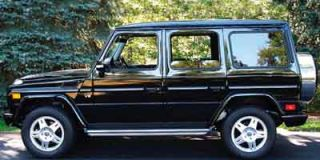 2004 Mercedes-Benz G Class Photo