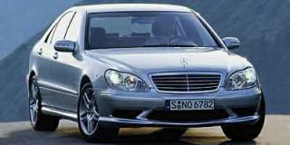2004 Mercedes-Benz S Class Photo