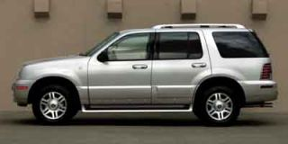 2004 Mercury Mountaineer Photo