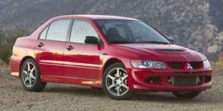 2004 Mitsubishi Lancer Photo