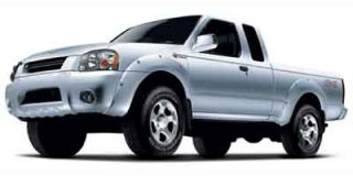 2004 Nissan Frontier 4WD Photo