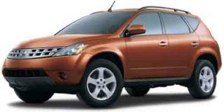 2004 Nissan Murano SL