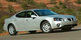 2004 Pontiac Grand Prix Photo