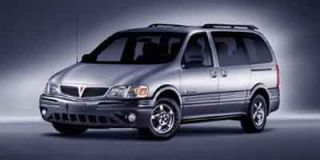 2004 Pontiac Montana Photo