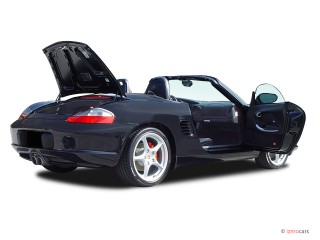 2004 Porsche Boxster Photo