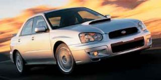 2004 Subaru Impreza Sedan (Natl) Photo