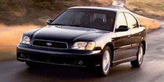 2004 Subaru Legacy Sedan (Natl) Photo