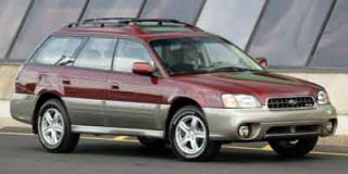 2004 Subaru Legacy Wagon (Natl) Photo