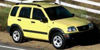 2004 Suzuki Vitara V6 Photo