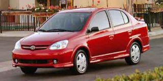 2004 Toyota Echo Photo