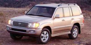 2004 Toyota Land Cruiser Photo