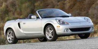 2004 Toyota MR2 Spyder Photo