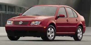 2004 Volkswagen Jetta Sedan Photo