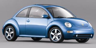 2004 Volkswagen New Beetle Coupe Satellite Blue