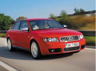 2004 Audi S4