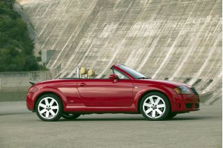 2004 Audi TT 3.2 quattro roadster
