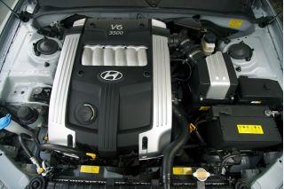 2004 Hyundai XG350