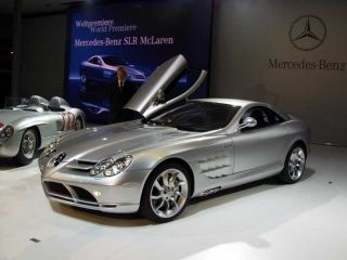 2004 Mercedes-Benz SLR McLaren Photo