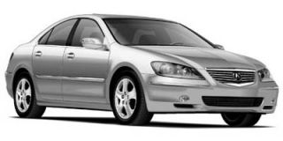 2005 Acura RL Photo