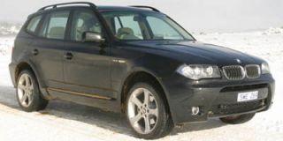 2005 BMW X3 Photo
