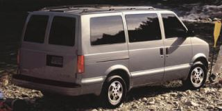 2005 Chevrolet Astro Passenger Photo