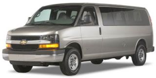 2005 Chevrolet Express Passenger Photo