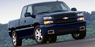 2005 Chevrolet Silverado SS Photo