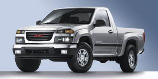 2005 GMC Canyon SL Z85
