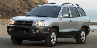 2005 Hyundai Santa Fe Photo