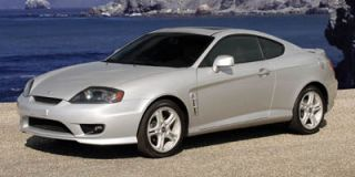 2005 Hyundai Tiburon Photo