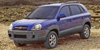 2005 Hyundai Tucson Photo
