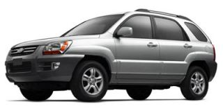 2005 Kia Sportage Photo