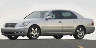 2005 Lexus LS 430 Photo