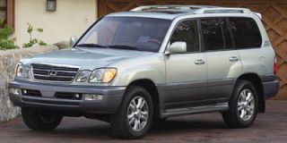 2005 Lexus LX 470 Photo