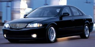 2005 Lincoln LS Photo