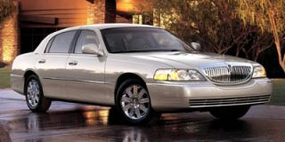 2005 Lincoln Town Car Photo