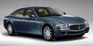 2005 Maserati Quattroporte Photo