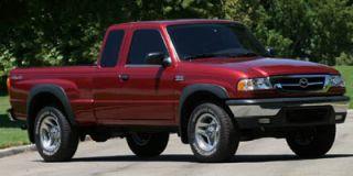 2005 Mazda B-Series 4WD Truck