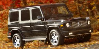 2005 Mercedes-Benz G Class Photo