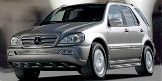 2005 Mercedes-Benz M Class Photo